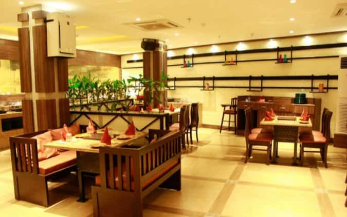 The Barbeque Company- Best Buffet In Delhi Under Rs 1000