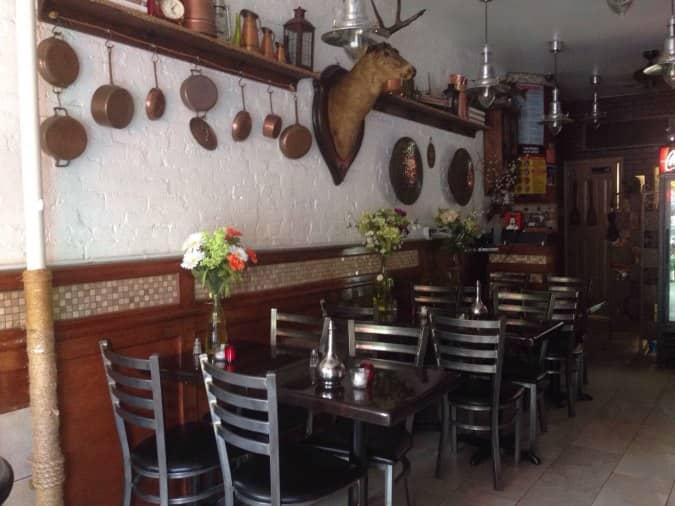 Taxi mediterranean cuisine hell 39 s kitchen new york city for Athena mediterranean cuisine ny