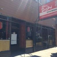 Crazy Sushi, Bernal Heights, San Francisco - Urbanspoon/Zomato