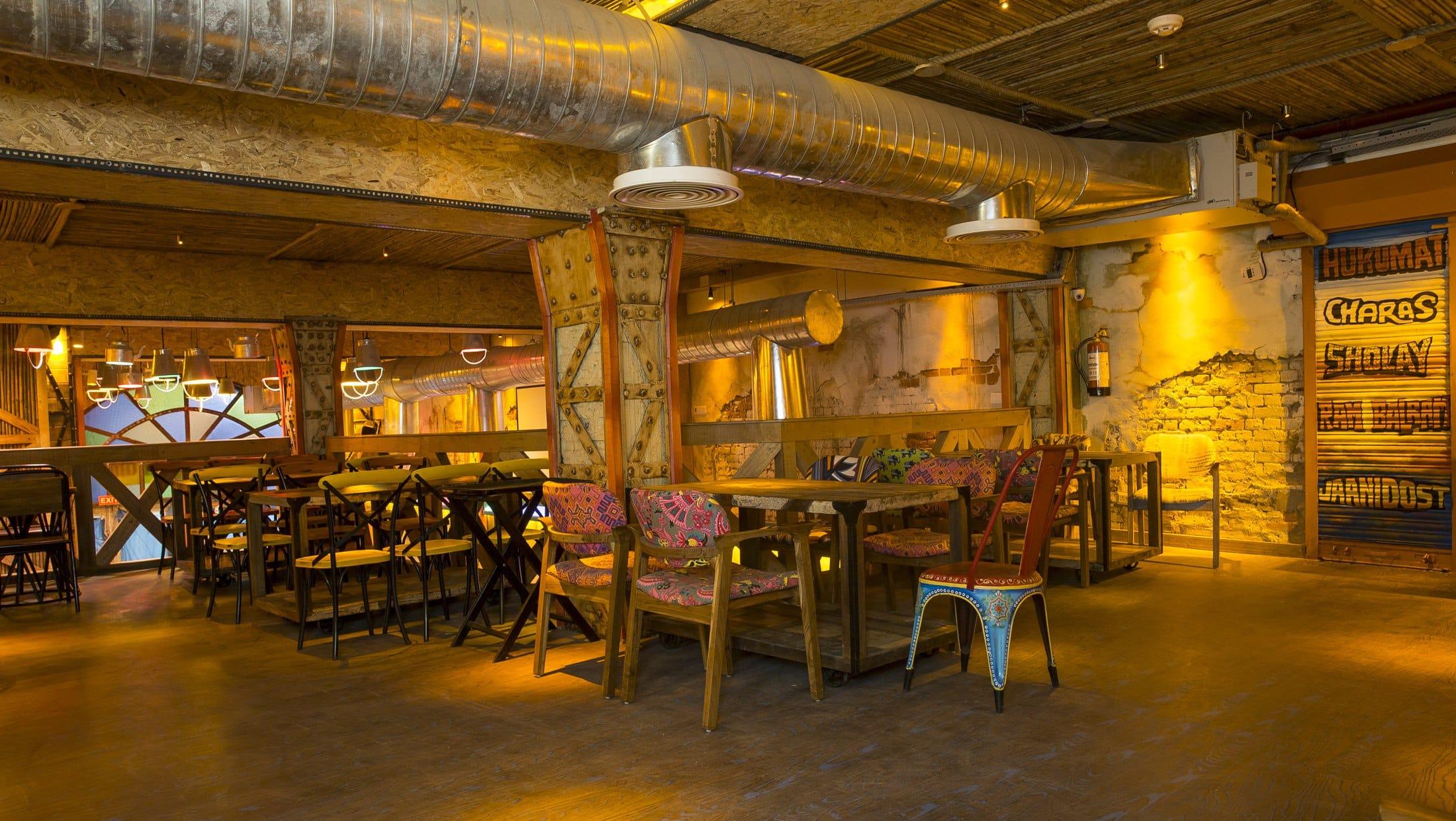 5 Places To Eat: Sarson Ka Saag and Makki Ki Roti