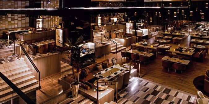 Play Restaurant Amp Lounge The H Dubai Trade Centre Area