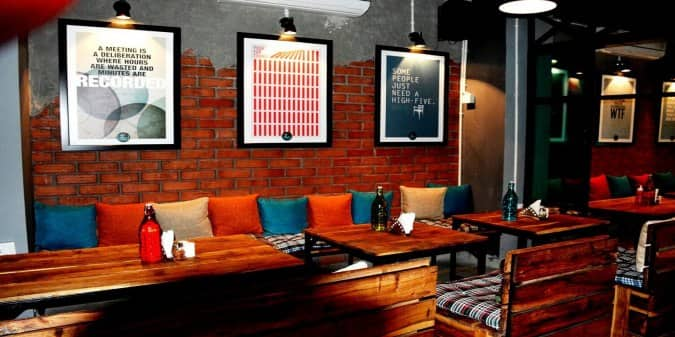 Cafe Connect, Vasant Kunj, New Delhi - Zomato