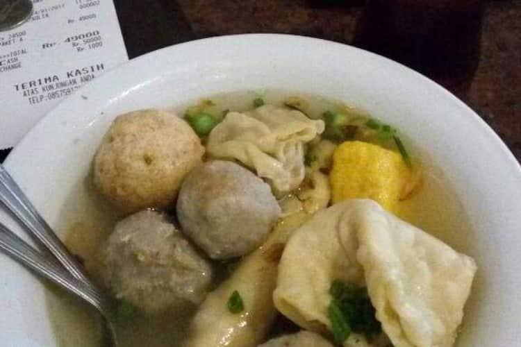 Bakso Enggal Malang Lengkong Bandung