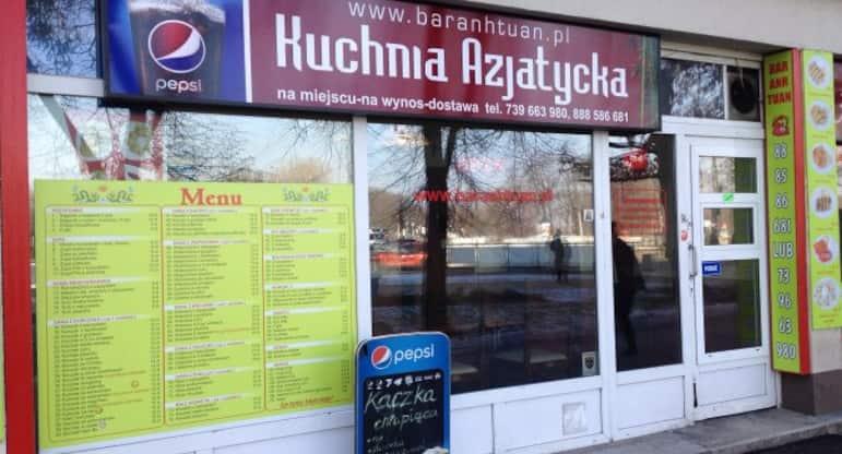 Bar Anh Tuan Saska Kepa Warszawa
