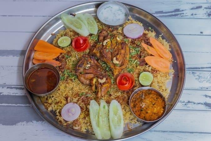 Barkaas Arabic Restaurant, Labbipet, Vijayawada - Zomato