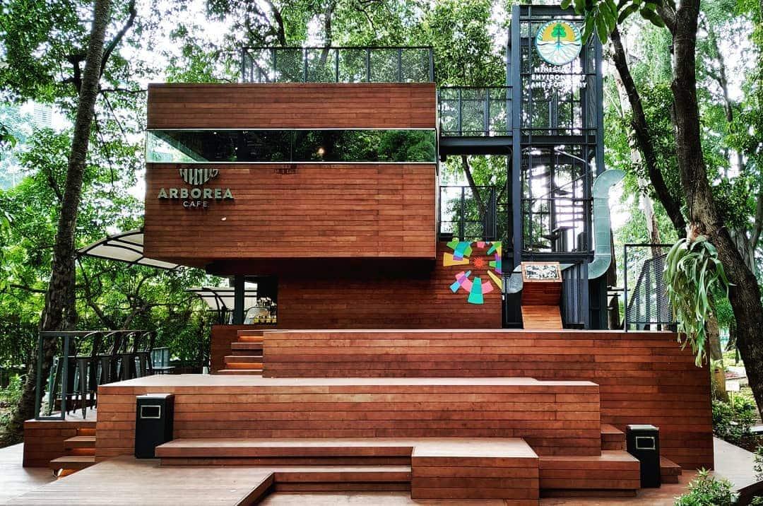 arborea cafe - kafe hidden gem jakarta