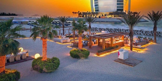 Beach Lounge Umm Suqeim Dubai Zomato