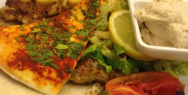 Foodaholic san 39 s review for al arz automatic bakery al for Arz lebanese cuisine