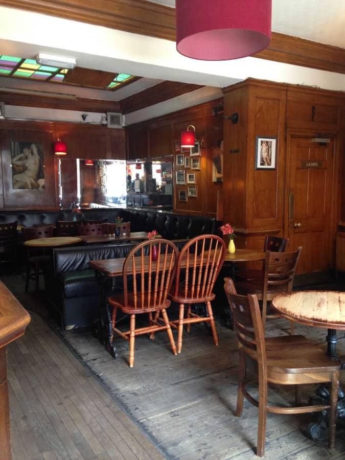 Eversholt Street Restaurants