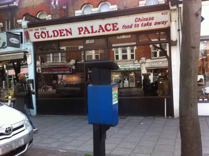 Chinese Restaurant Oxted