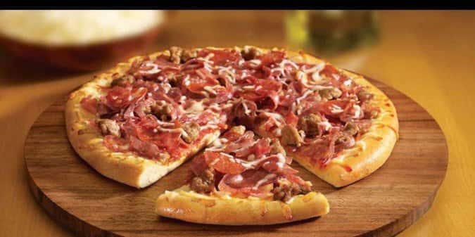 California Pizza Kitchen Delivery Manila