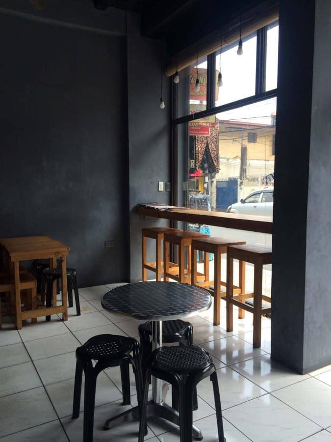 Twittea menu menu restauracji twittea sikatuna village for Terrace 45 quezon city
