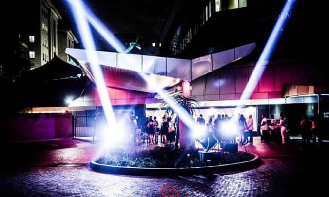 Taboo Night Club Menu, Menu for Taboo Night Club, Sandown