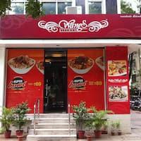 Wangs Kitchen India Menu