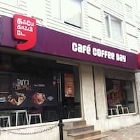 Cafe Coffee Day Santhome Photos