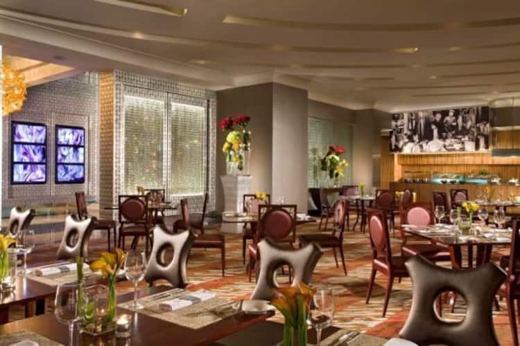 The Cafe Hotel Mulia Senayan Jakarta