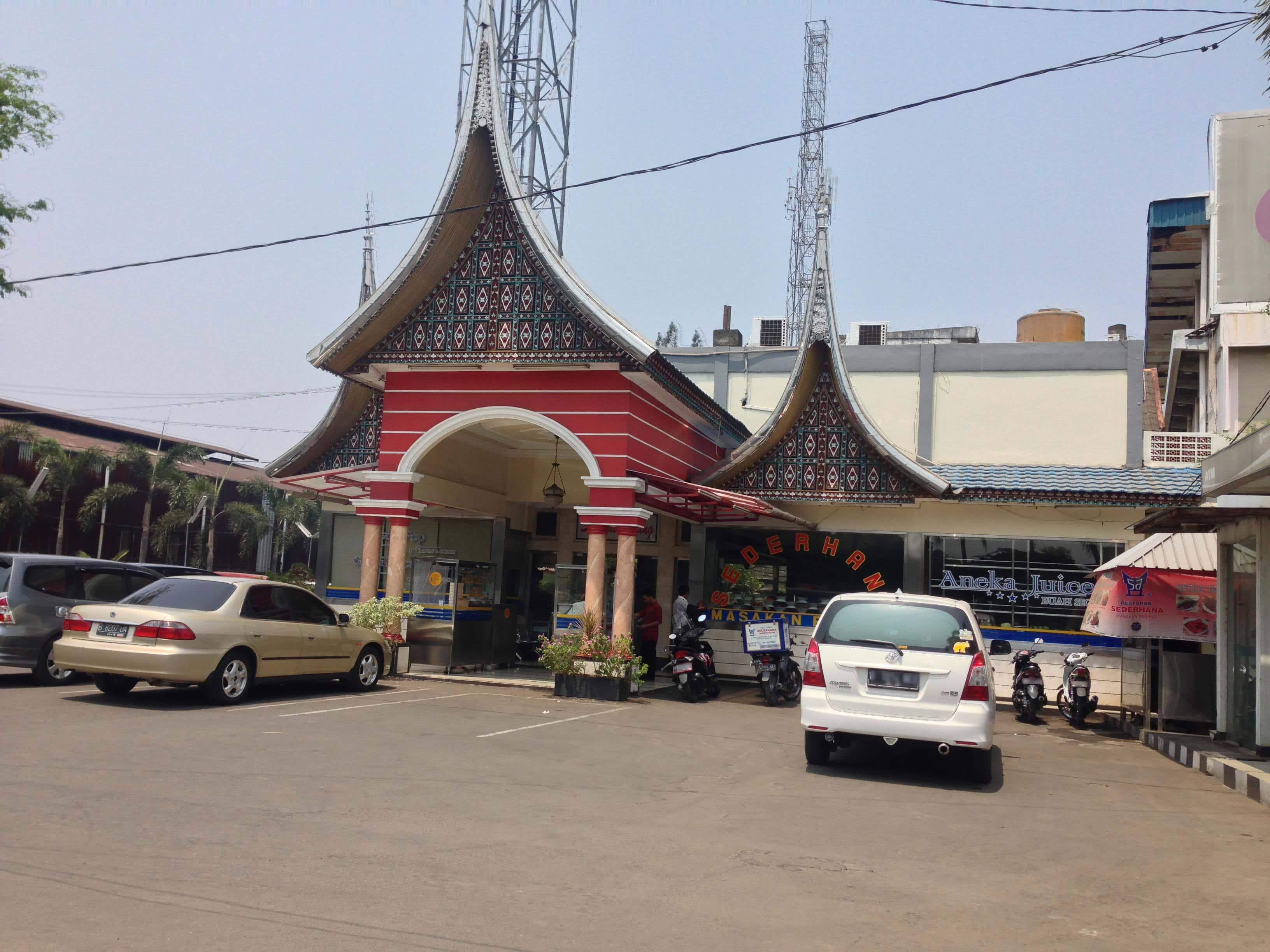 Restoran Sederhana Kec Tangerang Tangerang