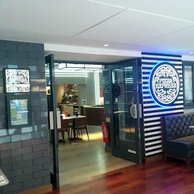 Pizza Express Menu Menu For Pizza Express City Centre