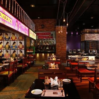 Ohri S Nautanki Gali Hitech City Hyderabad Restaurant