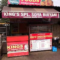 king s tandoori food model town ludhiana zomato