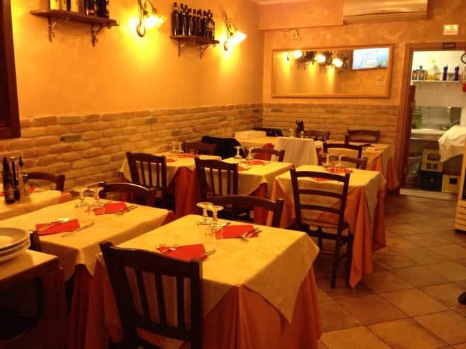 Trattoria angelo a roma foto del menu con prezzi zomato - Trattoria con giardino milano ...