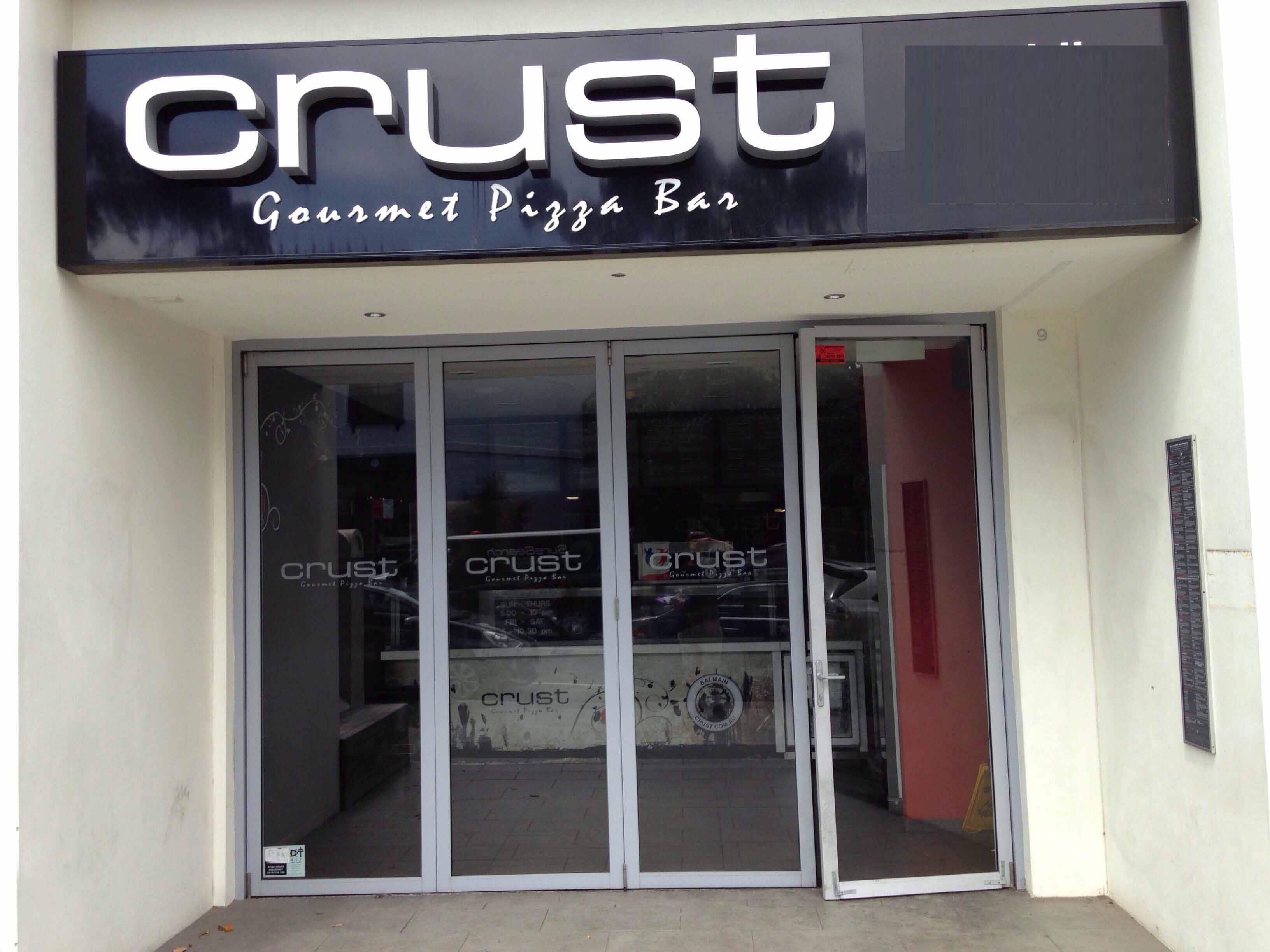 Crust balmain