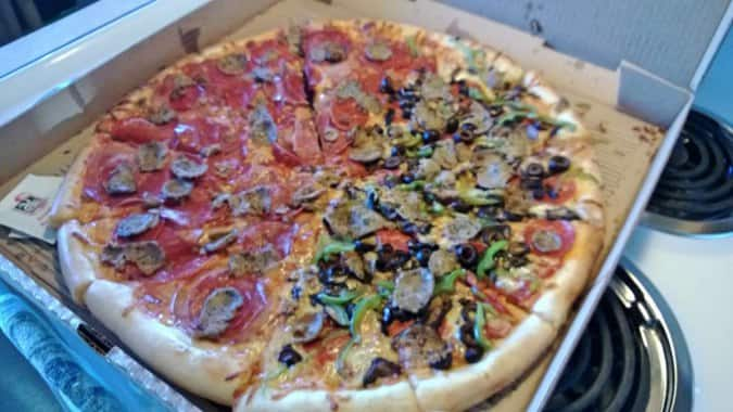 Pagliacci Italian Restaurant And Pizzeria Menu
