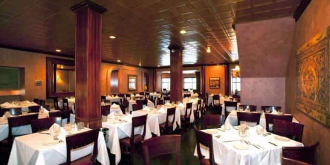 Italian Restaurants Chicago River North