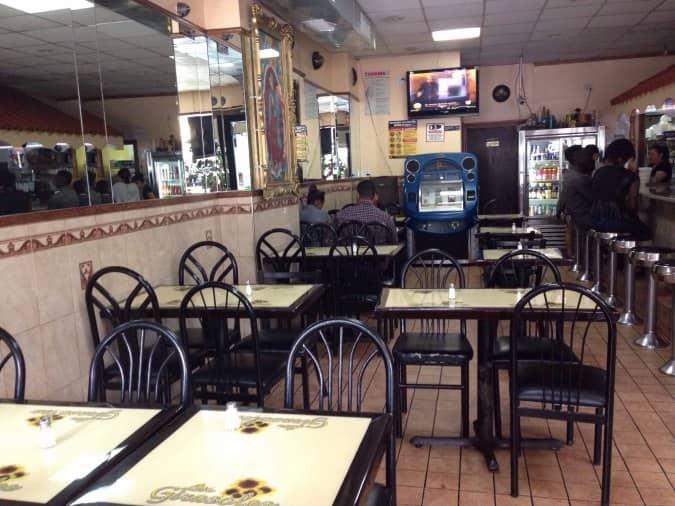 Los Girasoles Restaurant Bronx New York City