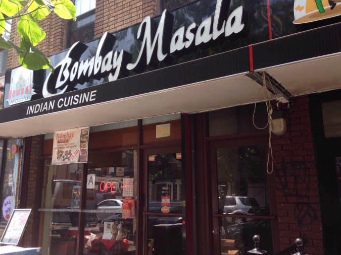 Bombay Masala Brooklyn New York City Urbanspoon Zomato