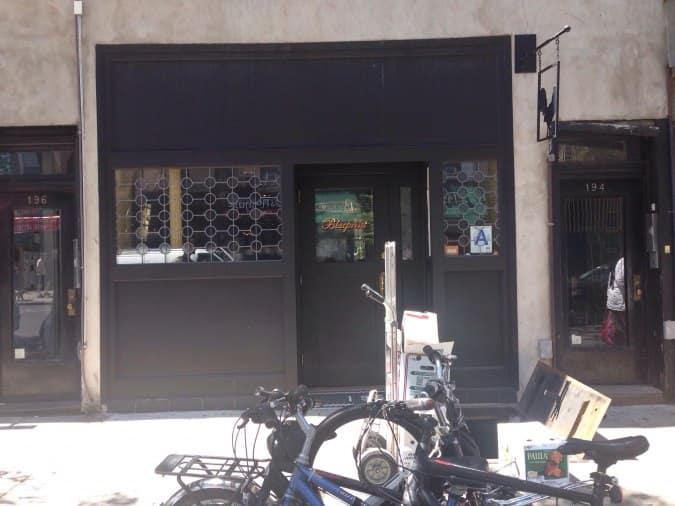Blueprint brooklyn new york city urbanspoonzomato malvernweather Gallery