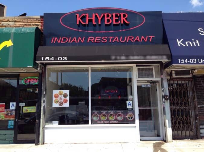Khyber Indian Restaurant Menu Menu For Khyber Indian Restaurant Kew Gardens Hills New York