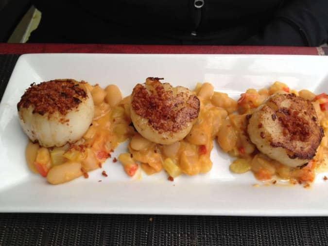 Scion Restaurant Menu Washington Dc