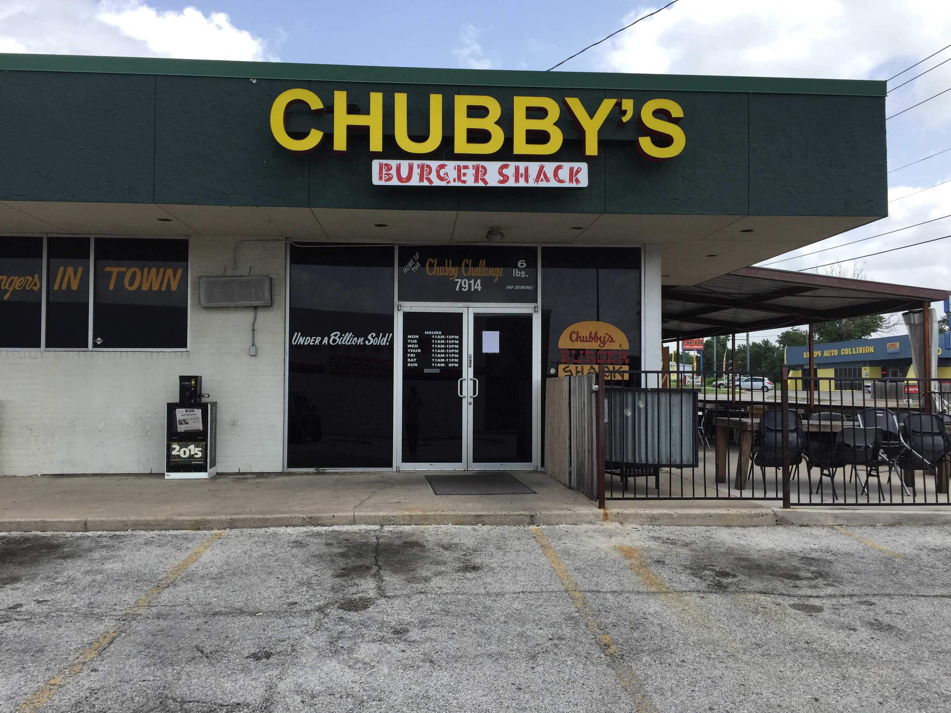 Consider, chubbys burgers fort worth