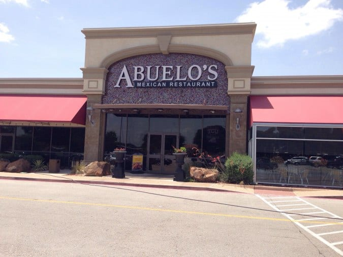 Abuelo S Mexican Restaurant Fort Worth Tx