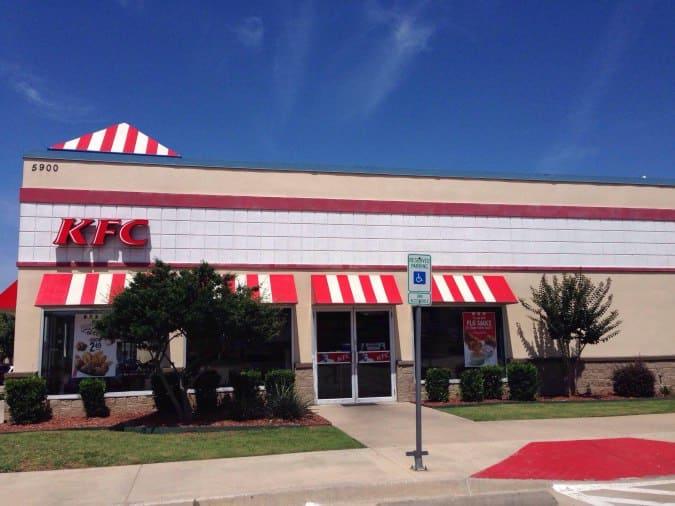 Fast Food Delivery Arlington Tx