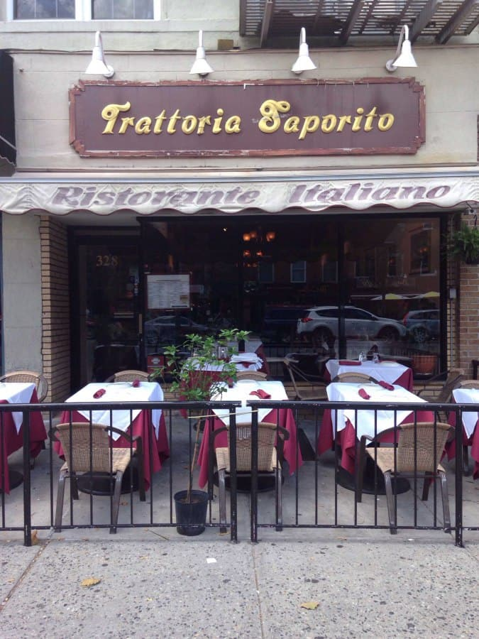 Trattoria saporito photos pictures of trattoria saporito for Asian cuisine hoboken nj
