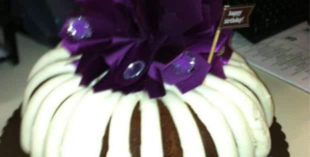 Peachy Jolene Amicos Review For Nothing Bundt Cakes Sandy Salt Lake Funny Birthday Cards Online Inifofree Goldxyz