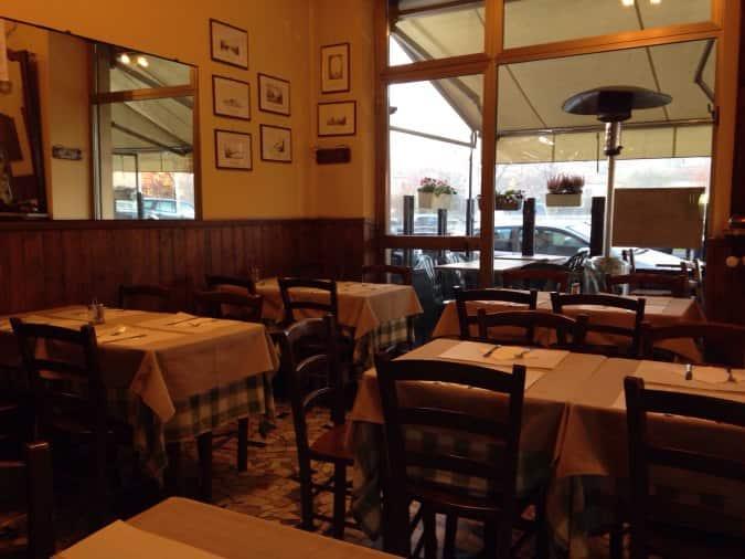 Trattoria emanuela a milano foto del menu con prezzi - Trattoria con giardino milano ...