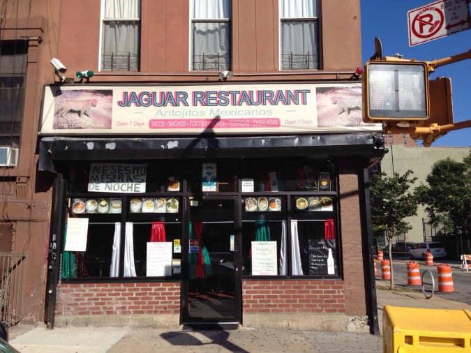 Jaguar Restaurant, Eas...