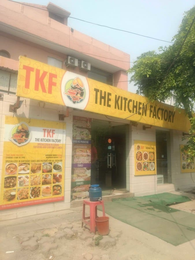 The Kitchen Factory Reviews, User Reviews For The Kitchen Factory, Sector  3, Noida   Zomato