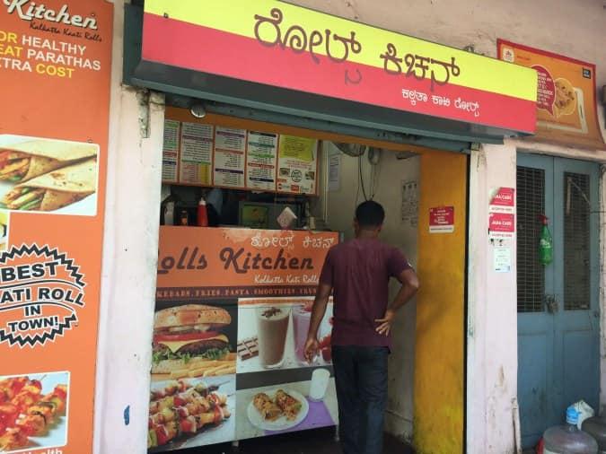 Rolls Kitchen Shanti Nagar Bangalore Zomato