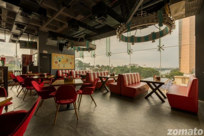 Smaaash, MG Road, Bangalore - Zomato