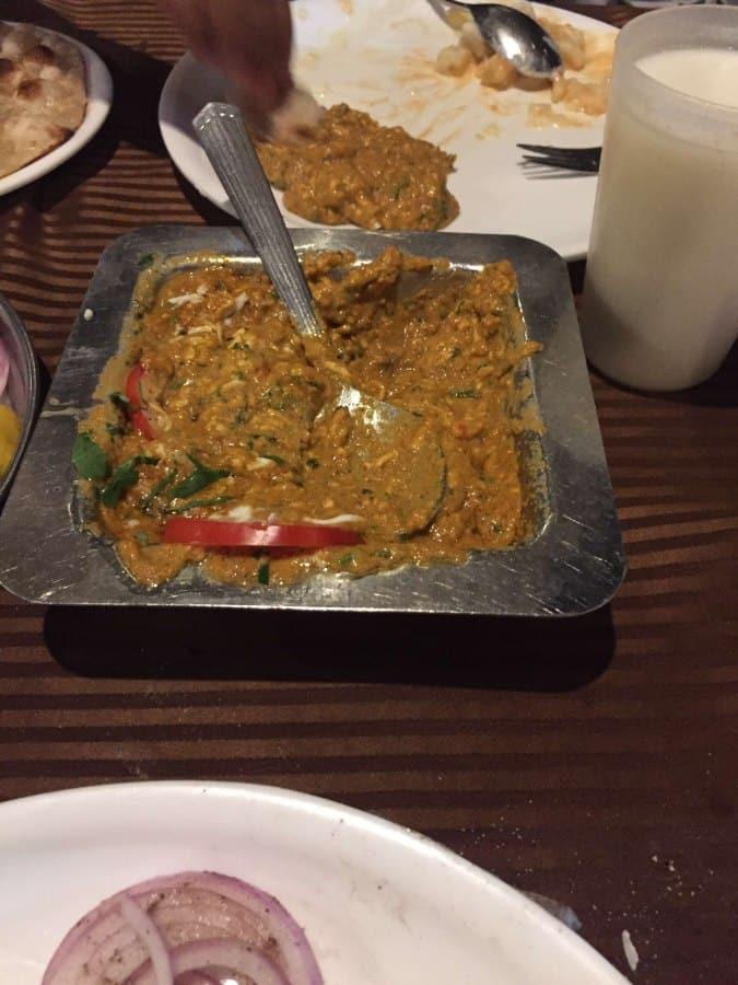 Hot Plate Restaurant Ahmedabad Menu