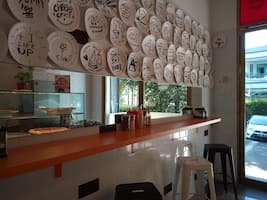 Pizza Place Kemang Jakarta Zomato Indonesia # Muebles Para Food Court