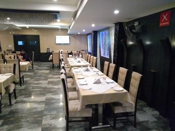 Hotel Ambience Swaad Restaurant Civil Lines Jhansi Zomato