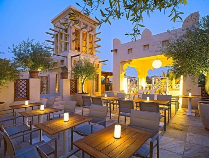 Segreto Restaurant Madinat Jumeirah Menu