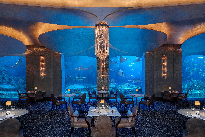 Ossiano Atlantis The Palm Palm Jumeirah Dubai Zomato