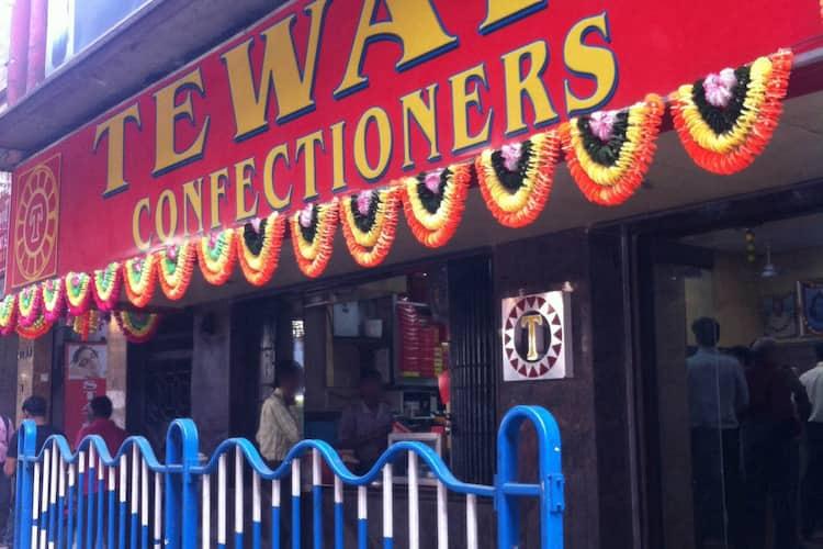 Tewari Confectioners, Minto Park, Kolkata   Zomato