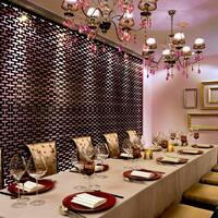 Tian Asian Cuisine Studio Itc Maurya Chanakyapuri New Delhi